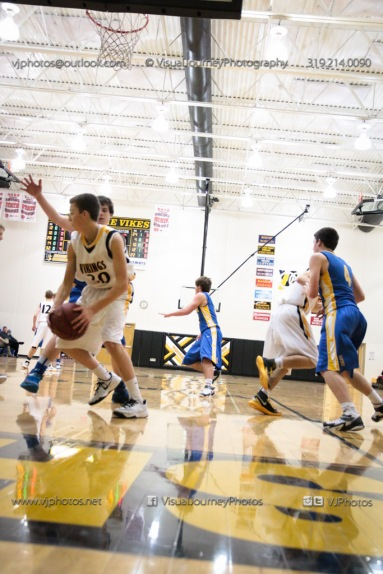 Sophomore Basketball Vinton-Shellsburg vs Benton Community-8647