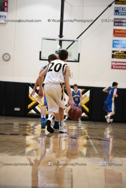 Sophomore Basketball Vinton-Shellsburg vs Benton Community-8653