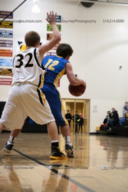 Sophomore Basketball Vinton-Shellsburg vs Benton Community-8654