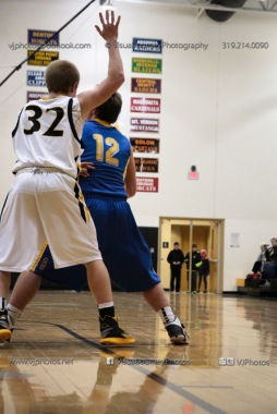 Sophomore Basketball Vinton-Shellsburg vs Benton Community-8655