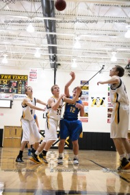 Sophomore Basketball Vinton-Shellsburg vs Benton Community-8659