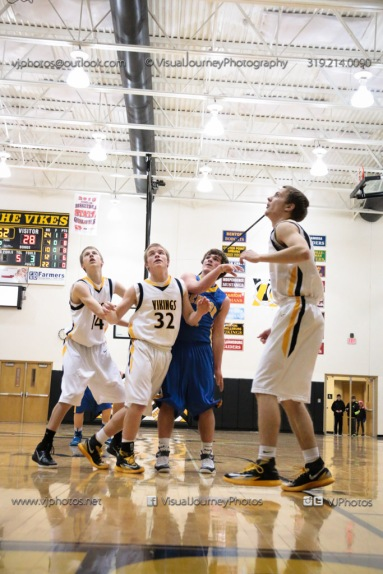 Sophomore Basketball Vinton-Shellsburg vs Benton Community-8660