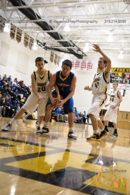 Sophomore Basketball Vinton-Shellsburg vs Benton Community-8662