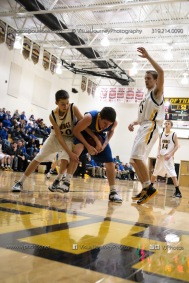 Sophomore Basketball Vinton-Shellsburg vs Benton Community-8663