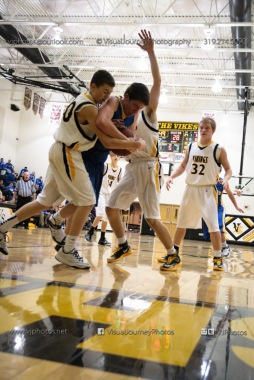 Sophomore Basketball Vinton-Shellsburg vs Benton Community-8667