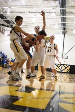 Sophomore Basketball Vinton-Shellsburg vs Benton Community-8668
