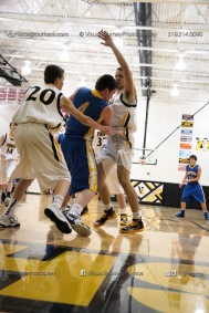 Sophomore Basketball Vinton-Shellsburg vs Benton Community-8670