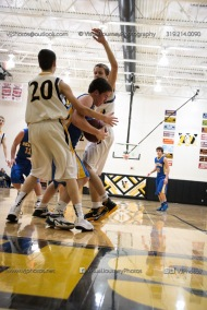 Sophomore Basketball Vinton-Shellsburg vs Benton Community-8672