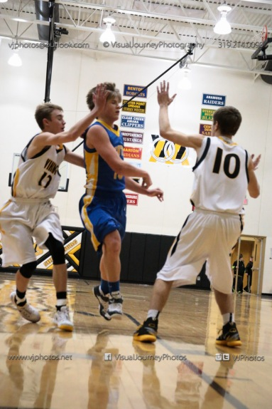 Sophomore Basketball Vinton-Shellsburg vs Benton Community-8673