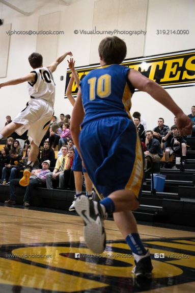 Sophomore Basketball Vinton-Shellsburg vs Benton Community-8674