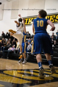 Sophomore Basketball Vinton-Shellsburg vs Benton Community-8675