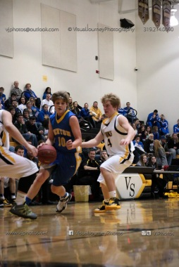 Sophomore Basketball Vinton-Shellsburg vs Benton Community-8682