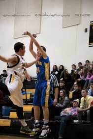 Sophomore Basketball Vinton-Shellsburg vs Benton Community-8689