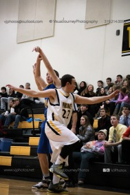 Sophomore Basketball Vinton-Shellsburg vs Benton Community-8690