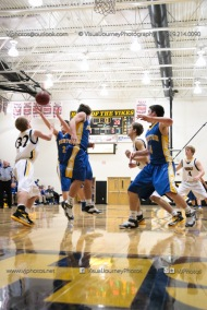 Sophomore Basketball Vinton-Shellsburg vs Benton Community-8691