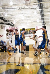 Sophomore Basketball Vinton-Shellsburg vs Benton Community-8692