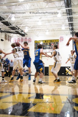 Sophomore Basketball Vinton-Shellsburg vs Benton Community-8693
