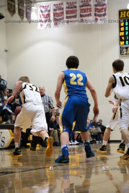 Sophomore Basketball Vinton-Shellsburg vs Benton Community-8694