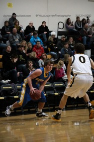 Sophomore Basketball Vinton-Shellsburg vs Benton Community-8698