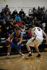 Sophomore Basketball Vinton-Shellsburg vs Benton Community-8699