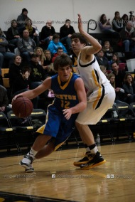 Sophomore Basketball Vinton-Shellsburg vs Benton Community-8700