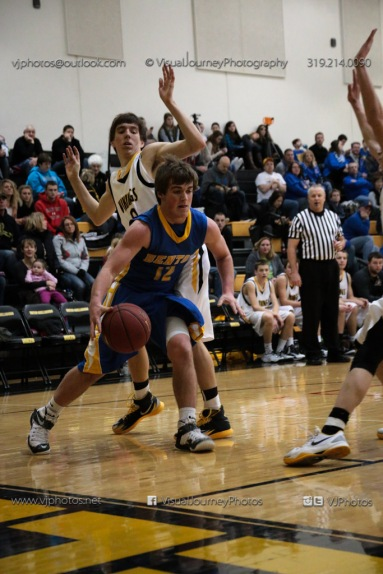 Sophomore Basketball Vinton-Shellsburg vs Benton Community-8702