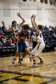 Sophomore Basketball Vinton-Shellsburg vs Benton Community-8703
