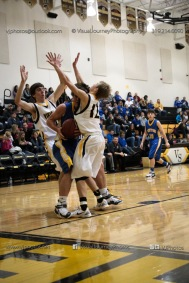 Sophomore Basketball Vinton-Shellsburg vs Benton Community-8704