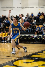 Sophomore Basketball Vinton-Shellsburg vs Benton Community-8833