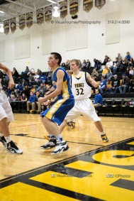 Sophomore Basketball Vinton-Shellsburg vs Benton Community-8836