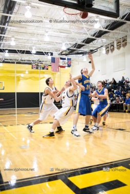 Sophomore Basketball Vinton-Shellsburg vs Benton Community-8841