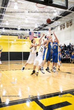 Sophomore Basketball Vinton-Shellsburg vs Benton Community-8842