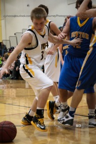 Sophomore Basketball Vinton-Shellsburg vs Benton Community-8845