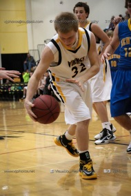 Sophomore Basketball Vinton-Shellsburg vs Benton Community-8846