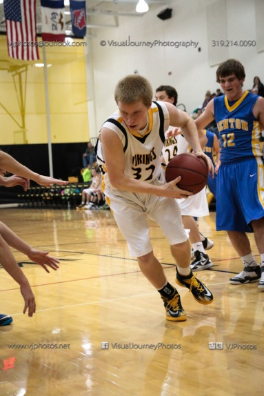 Sophomore Basketball Vinton-Shellsburg vs Benton Community-8847