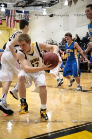 Sophomore Basketball Vinton-Shellsburg vs Benton Community-8849