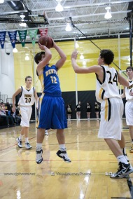 Sophomore Basketball Vinton-Shellsburg vs Benton Community-8851
