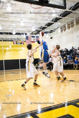 Sophomore Basketball Vinton-Shellsburg vs Benton Community-8855