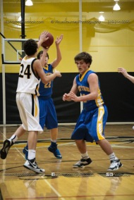 Sophomore Basketball Vinton-Shellsburg vs Benton Community-8865