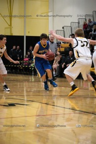 Sophomore Basketball Vinton-Shellsburg vs Benton Community-8876