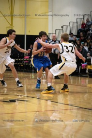 Sophomore Basketball Vinton-Shellsburg vs Benton Community-8877