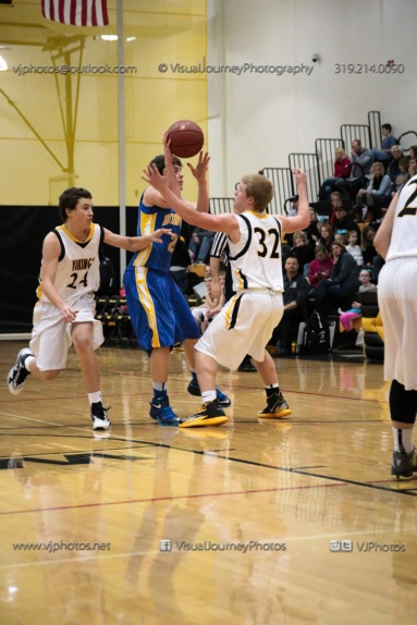 Sophomore Basketball Vinton-Shellsburg vs Benton Community-8878