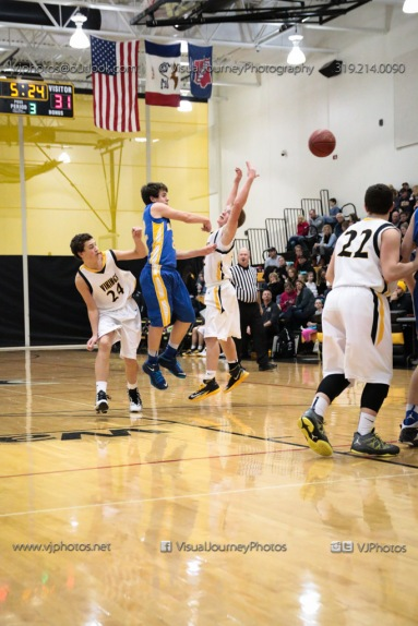 Sophomore Basketball Vinton-Shellsburg vs Benton Community-8879