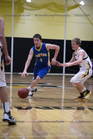 Sophomore Basketball Vinton-Shellsburg vs Benton Community-8882