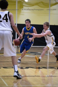 Sophomore Basketball Vinton-Shellsburg vs Benton Community-8883