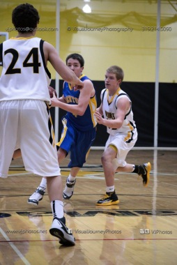 Sophomore Basketball Vinton-Shellsburg vs Benton Community-8884