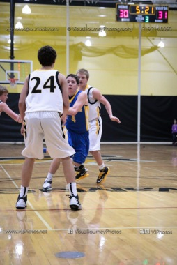 Sophomore Basketball Vinton-Shellsburg vs Benton Community-8885