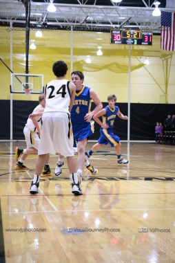 Sophomore Basketball Vinton-Shellsburg vs Benton Community-8886