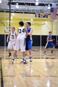 Sophomore Basketball Vinton-Shellsburg vs Benton Community-8888
