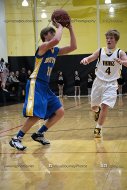 Sophomore Basketball Vinton-Shellsburg vs Benton Community-8899